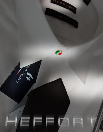 official photos b0132 28a19 Camicie Italiane, camicie moda Italiana heffort produzione ...