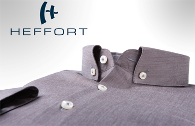 Made in Italy Collection of Italian fashion shirts for men, Heffort shirts franchise vendors the real Italian men shirts collection for winter and summer seasons, Heffor offers classic shirts for franchising, Italian classic shirts and fashion shirts for men franchise business, Heffort is an Italian trademark created to men fashion distributors, franchising and wholesalers. Heffort shirts manufactured by Texil3 introduces a new way to become a Partner in shirts Business: a modern franchising to grow up together with our partners and increase fashion shirts business profit.
